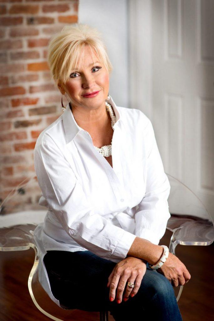 Debbie Thomspon actor's headshots in Columbus, ohio